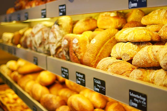 Bäckerei Fahrni Belp Brot