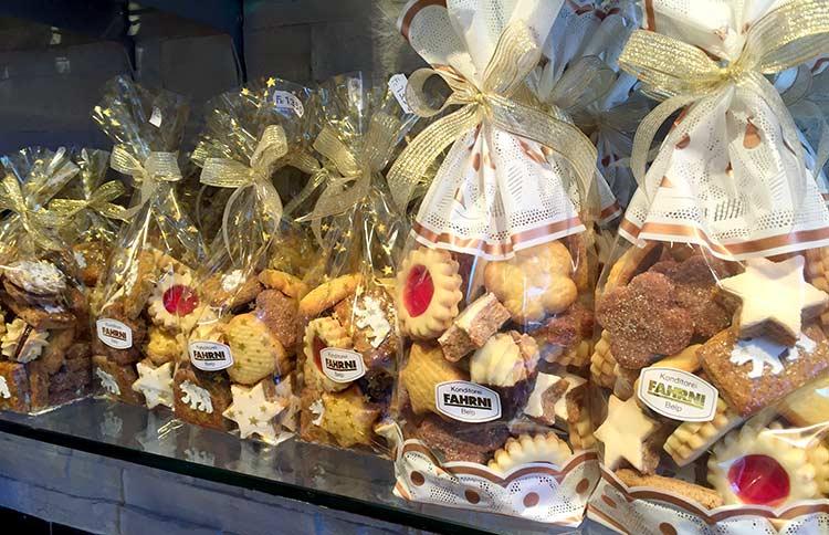 Bäckerei Fahrni Belp Weihnachtsgüetzi