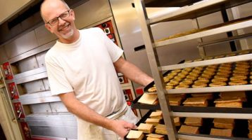 Marcel Wehrli: Mit der Gold Wing zu goldgelben Backwaren