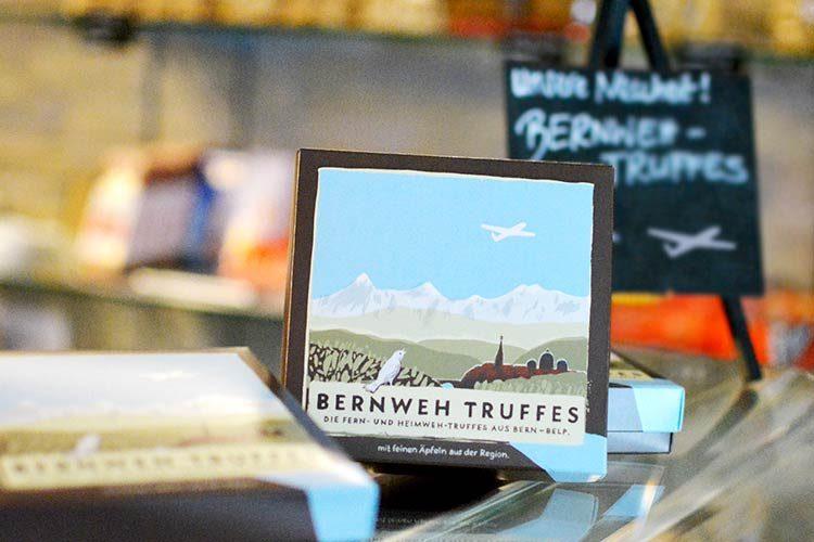 Bäckerei Fahrni Belp Bernweh-Truffes