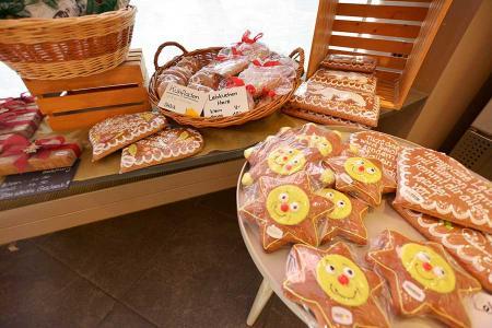 Bäckerei Fahrni Belp Lebkuchen